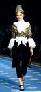 2017春夏巴黎《Dolce & Gabbana》高级定制女装发布会