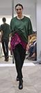 2018-2019秋冬巴黎《Moda Povera By Olivier Saillard》高级定制女装发布会