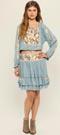 2014春夏纽约《CAROLINAK》女装发布会