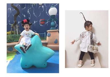 2017 S/S Kids' Street Style -- Girls' Look