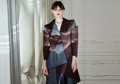 18/19 A/W Detail Design for Womenswear -- Perfect Imperfection