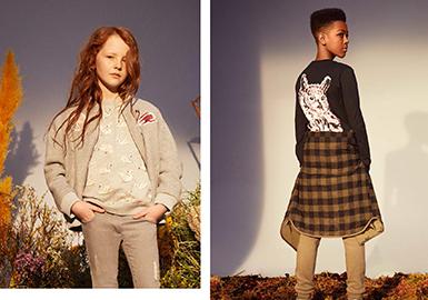 2018 S/S Kidswear Ordering Fair -- Stella McCartney