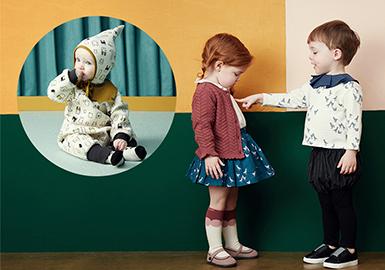 17/18 A/W Kids' Benchmark Brand -- moimoln
