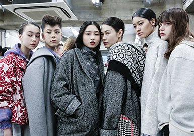 Japan -- Pre-Fall 2017 Women's Retail Market