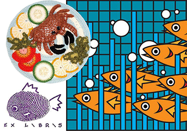 2019 S/S Craft for Womenswear -- Seafood Feast