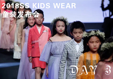 Shanghai Fashion Week Kidswear Runway Show -- Day 3