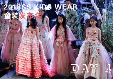 Shanghai Fashion Week Kidswear Runway Show -- Day 4