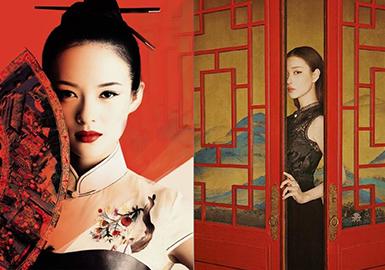 2019 S/S Craft for Women's Formal Dress -- Cheongsam