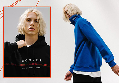 2019 S/S Men's Styling -- Chic Sweatshirt