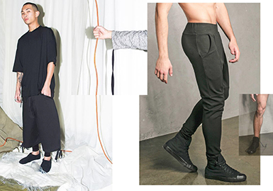 2017 A/W Wholesale Market Analysis for Menswear -- Trousers