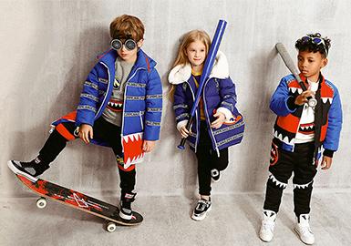 17/18 A/W Kidswear Benchmark Brand -- Folli Follie