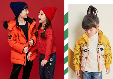 2017 A/W Kids' Benchmark Brand -- GXG.kids