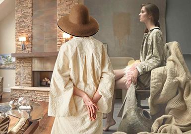 2019 S/S Women's Outerwear -- Deconstructed Cotton & Linen (Detail & Craft)