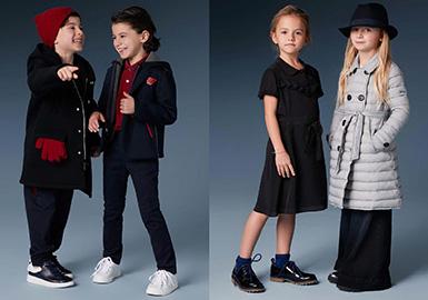 18/19 A/W Kids' Trunk Show -- Armani Junior