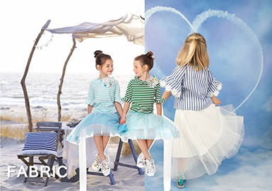 Fabric -- Chic Stripes (Kids' Striped Shirting)