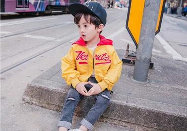 2018 S/S Boy's Clothing at Zhili Wholesale Market -- Hot Items