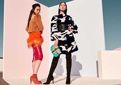 18/19 A/W Women's Fur & Leather -- Pattern