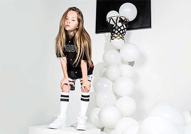 2019 S/S Children's Sportswear Brands