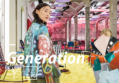 2019 S/S Womenswear Color -- Generation Y