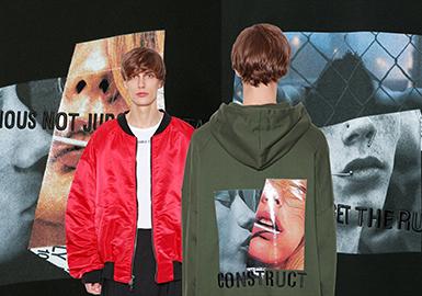 2018 S/S Men's Designer Brand -- Juun.J