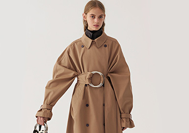 2019 S/S Silhouette for Womenswear -- Feminist Revolution (Outerwear)