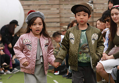2018 Spring Kids' Catwalk -- Seoul