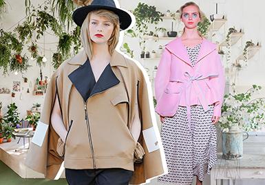 18/19 A/W Women's Coat -- Silhouette