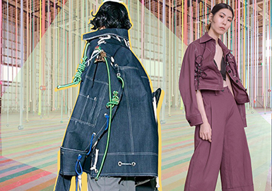 2019 S/S Accessory Trend For Womenswear -- Strings