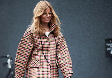 17/18 A/W Women's Street Style -- Outerwear