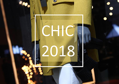 CHIC 2018 (Spring) -- Menswear