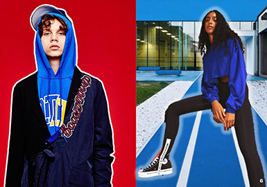 2019 S/S Men & Women Fabric Trend Forecasting -- Sportswear Fabric