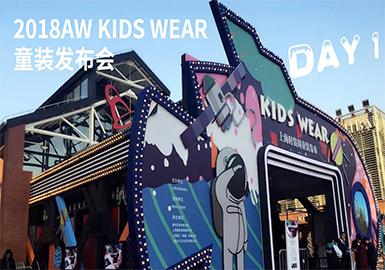 Shanghai Fashion Week Kidswear Runway Show -- Day 1