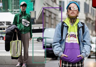 2018 S/S Women's Street Style -- Chic Sport