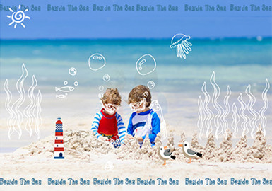 2019 S/S Pattern for Boys' Wear -- Coastal Adventure