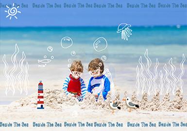 2019 S/S Pattern for Boys' Wear -- Coastal Adventure