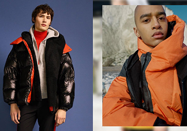 19/20 A/W Silhouette for Menswear -- Puffa