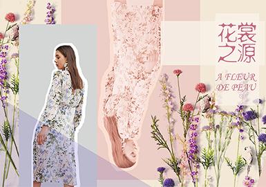 2019 Pre-Fall Pattern for Womenswear -- Flora