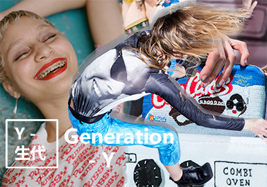 2019 S/S Design Development for Young Women -- Generation Y