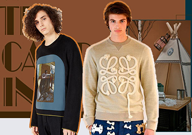 19/20 A/W Men's Knitwear -- Craft Trend Forecast