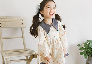 2018 S/S Korean Wholesale Market -- Kids' Hot Item