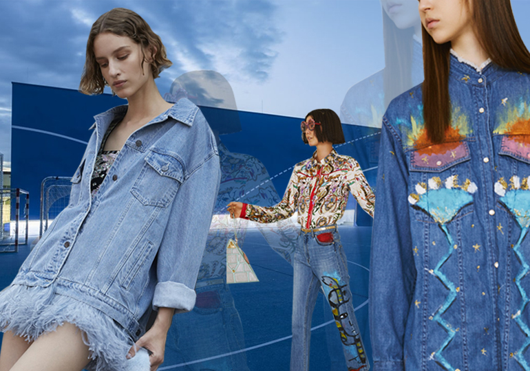 2019 S/S Accessories for Women's Denim -- Details