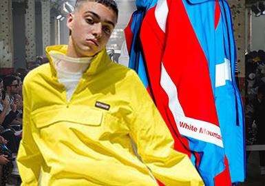 2019 S/S Menswear Catwalk Analysis -- Cool Jacket