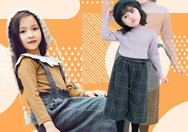 Styles -- 19/20 A/W Girls' Trousers