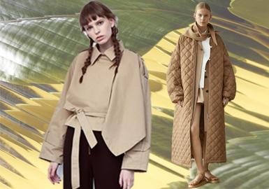Cool Cotton & Linen -- 18/19 A/W Womenswear Designer Brand