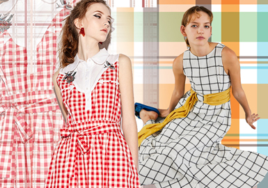 Story of Check -- 2020 S/S Pattern Trend for Womenswear
