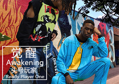 19/20 A/W Menswear Fabric Trend Forecast -- Awakening· Ready Player One