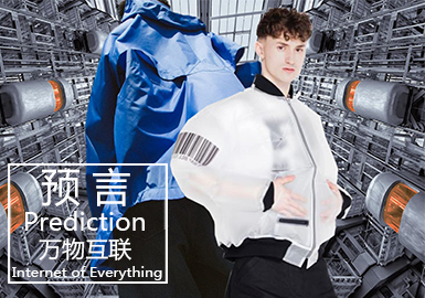 19/20 A/W Material for Menswear -- Prediction • Internet of Everything