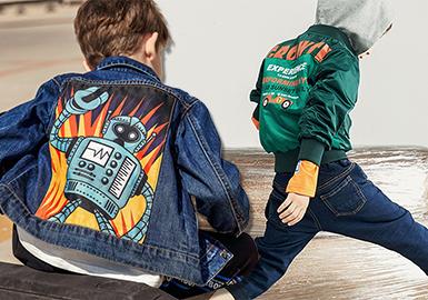 Boys' Outerwear -- A/W 18/19 Kidswear Benchmark Brand