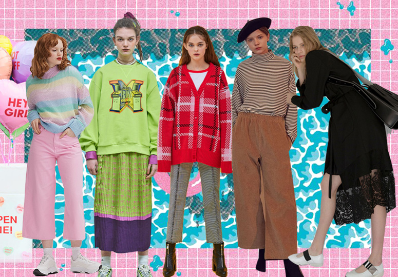Young Women's Styles -- 18/19 A/W Womenswear Designer Brand