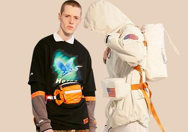 Heron Preston -- 18/19 A/W Menswear Designer Brand